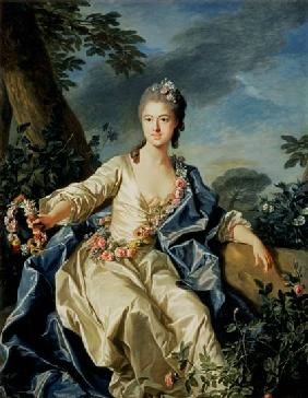 The Comtesse de Beaurepaire