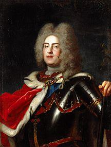 King August III. of Poland (Friedrich August II. of Saxony)