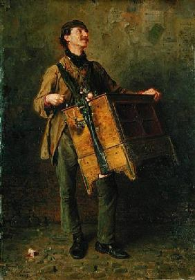 The Hurdy-Gurdy Man