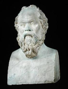 Bust of Socrates (470-399 BC)