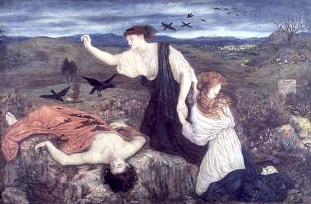 the two traits of antigone that determined her fate in antigone by sophocles Who is the foil in sophocles's antigone  unfortunately she is also similar to  her father in that these seemingly positive traits lead to her ultimate destruction.