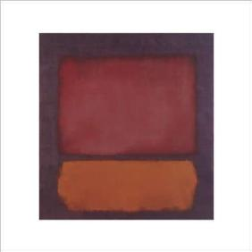 Rothko, Mark : Untitled, 1962 - (MKR-23)