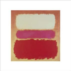 Rothko, Mark : White cloud over purple  -...
