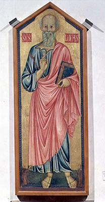 St. Luke the Evangelist (tempera on panel)