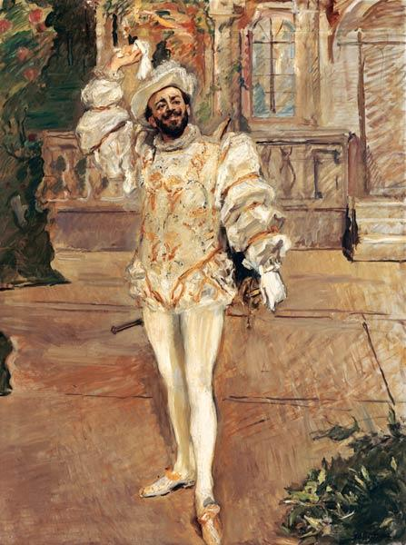 The singer this ' Andrade as Don Juan 1902. (or: The champagne song)