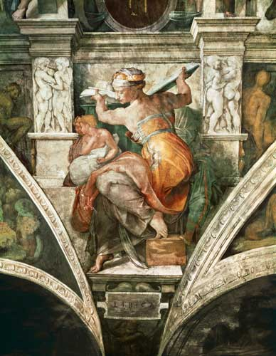 Sistine Chapel ceiling - Wikipedia, the free encyclopedia