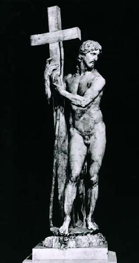 (Buonarroti), Michelangelo : Christ the Redeemer, sculp...
