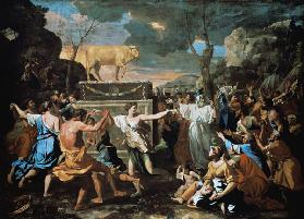 The dance around the golden calf