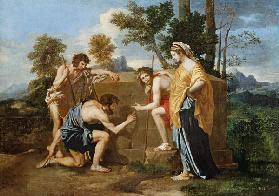 Shepherds in Arcadia