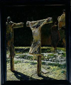 The Crucifixion, or Golgotha