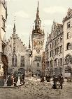 Munich, Old Townhall