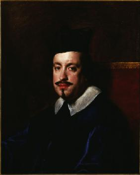 Camillo Massimi / Paint. by Velázquez