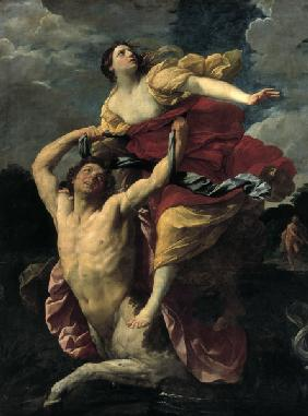 Guido Reni / The Rape of Deianira