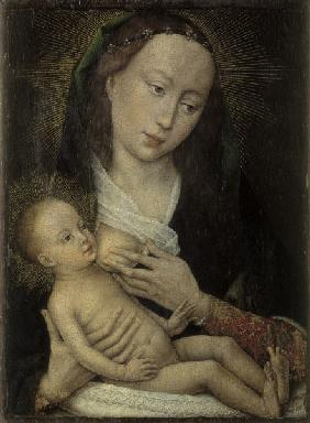 Mary and Child / Van der Weyden