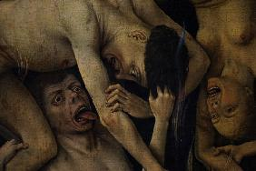 R. van der Weyden, Descent into Hell