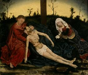 R.van der Weyden, The Lamentation.