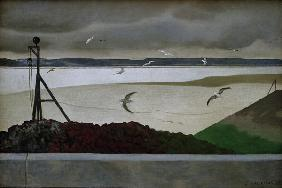 Vallotton / The seagulls / 1920