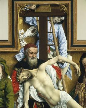 van der Weyden / Descent from the cross