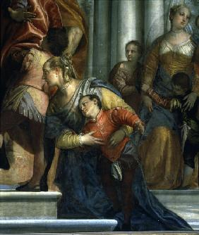 Veronese, Mother and Child