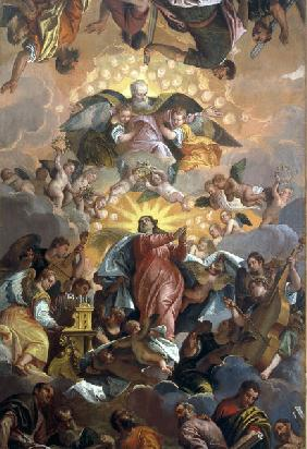 Veronese-Workshop / Assumption of Mary