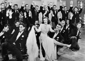 ZIEGFELD FOLLIES de LemuelAyers avec Judy Garland