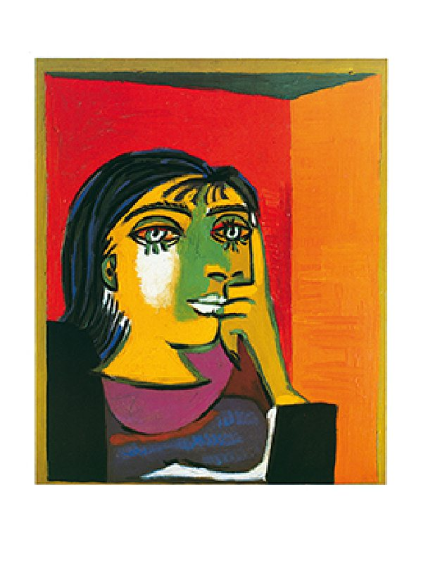 Dora Maar Poster Of Pablo Picasso As Art Print Or Hand