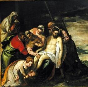 The Descent from the Cross