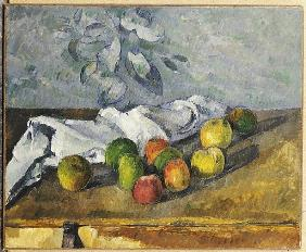 Apples and a Napkin