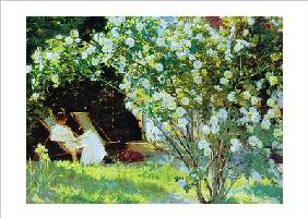 Kroyer, Peter Severin : Les Roses  - (PSK-05)