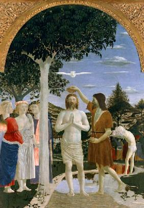 Baptism of Christ (& 2 details)