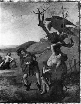 di Cosimo, Piero : The Myth of Prometheus, c....