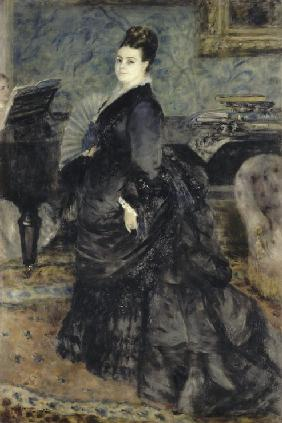 Portrait of a Woman, called of Mme Georges Hartmann