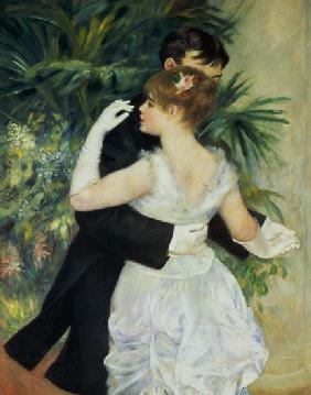 A.Renoir / City dance / 1883 / Detail