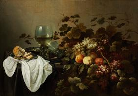 Still Life with Fruit and Roemer 1644