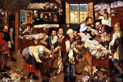 Pieter Brueghel III. (Son of P.B. The young)