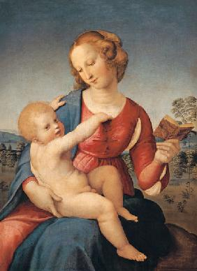 Maria with the Christuskind (Madonna Colonna)
