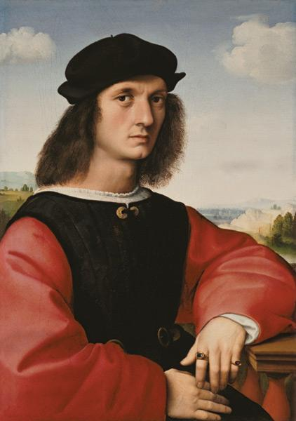 Portrait of the Agnolo Doni