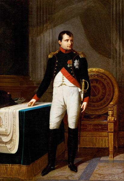 Portrait of Napoleon Bonaparte (1769-1821) 1809