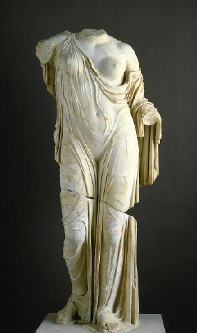 Copy of the Torso of Aphrodite, Venus Genetrix type