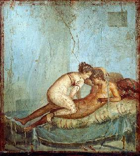 Erotic Scene, House of the Centurion