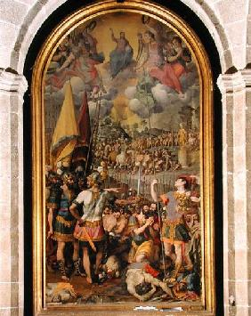 The Martyrdom of St. Maurice