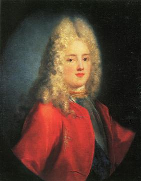 Portrait of Augustus III of Poland