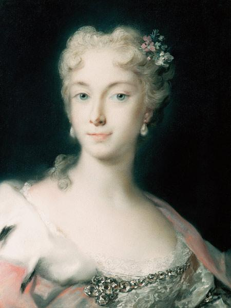 Maria Theresa, Archduchess of Habsburg (1717-1780)