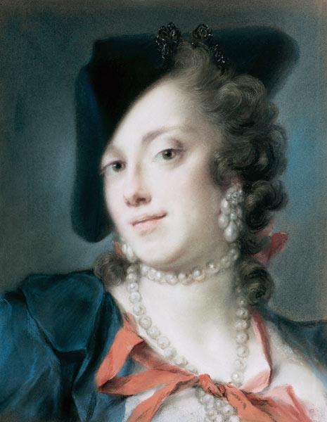 A Venetian Lady from the House of Barbarigo (Caterina Sagredo Barbarigo)