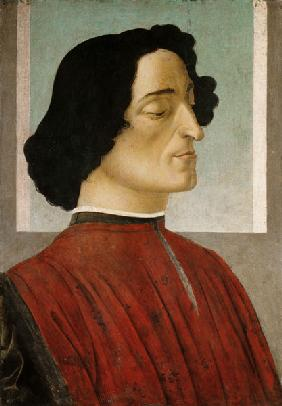 Portrait of the Giuliano de ' Medici