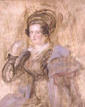 Portrait of Maria, Lady Chalcott