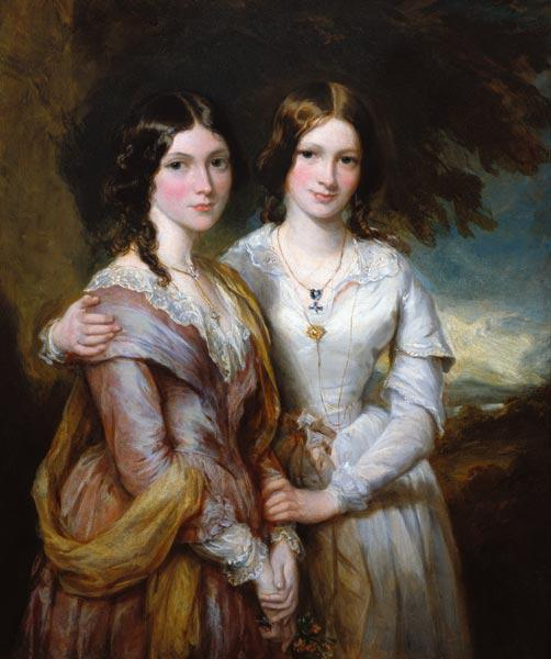 Annabella, Lady Lamington and Frederica, Countess of Scarbrough, daughters of Andrew Robert Drummond