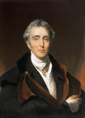 Portrait of the Duke of Wellington