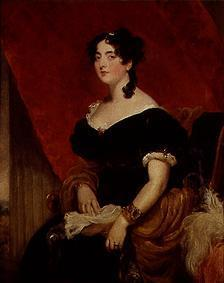 Charlotte, Lady Owen in the age of 28 years