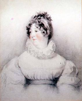 Portrait of Amelia Anne, Marchioness of Londonderry